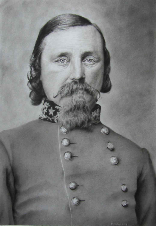 My Grandfather's Grandfather Major General George E. Pickett